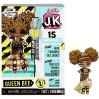 LOL Surprise Queen Bee JK 570783 Series Mini Fashion Doll