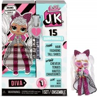 LOL Surprise Diva JK 570752 Series Mini Fashion Doll