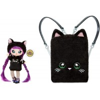 Na! Na! Na! Surprise 3-in-1 Backpack Bedroom Black Kitty Tuesday Meow
