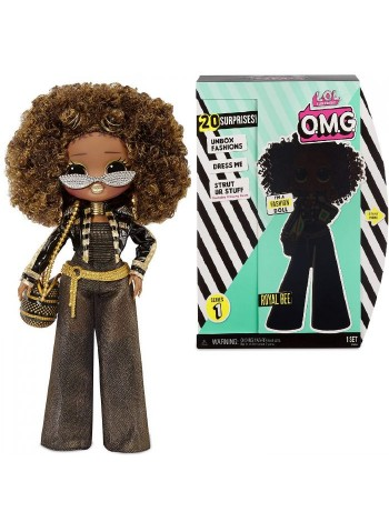 LOL Surprise OMG Royal Bee Fashion Doll 560555