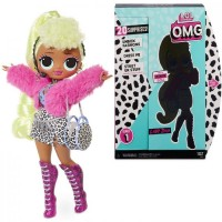 LOL Surprise OMG Lady Diva Fashion Doll