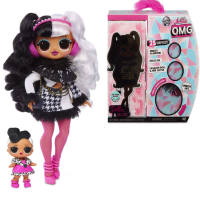 LOL Surprise OMG Dollie Doll Fashion Winter Disco