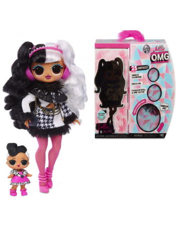 LOL Surprise OMG Dollie & Doll Fashion Winter Disco