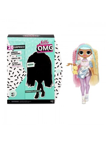 LOL Surprise OMG Candylicious Fashion Doll 2 Series 565109