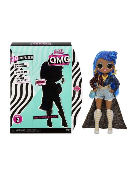 LOL Surprise OMG Independent Fashion Doll 2 Series