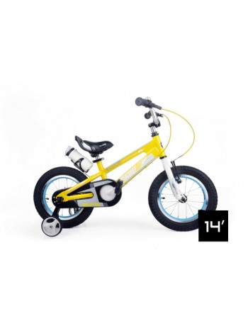 Freestyle Space №1 Alloy 14' Royal Baby 14-17 (жёлтый)