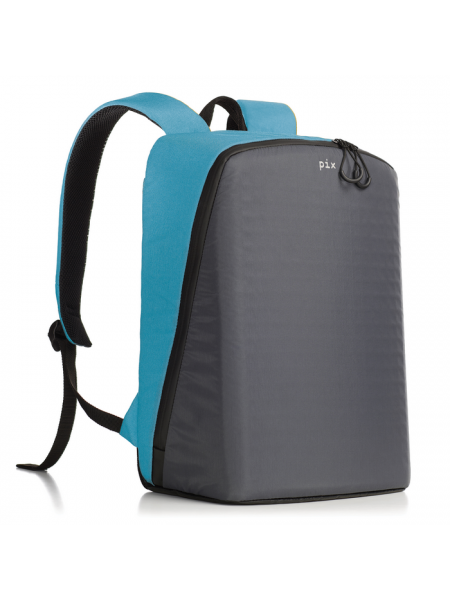 Рюкзак Pix Backpack (голубой) Cyan
