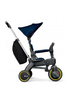 Liki Trike S3 Premium Royal Blue (синий) велосипед Doona