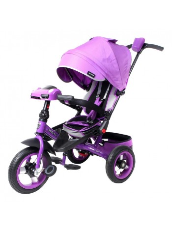 MobyKids (МобиКидс) Leader 360 AIR CAR 12х10 фиолетовый