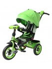 MobyKids (МобиКидс) Leader 360 AIR CAR 12х10 зеленый